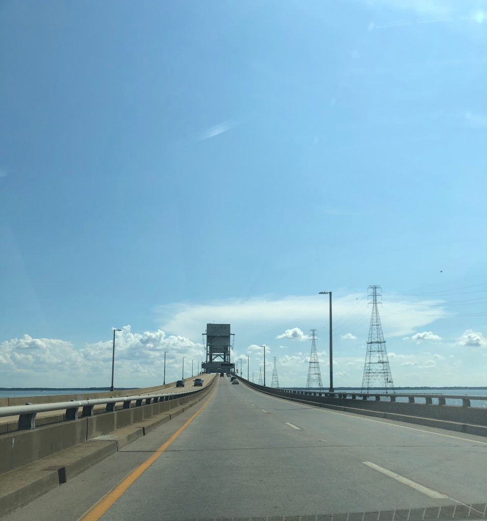 US 17 bridge, Newport News, VA